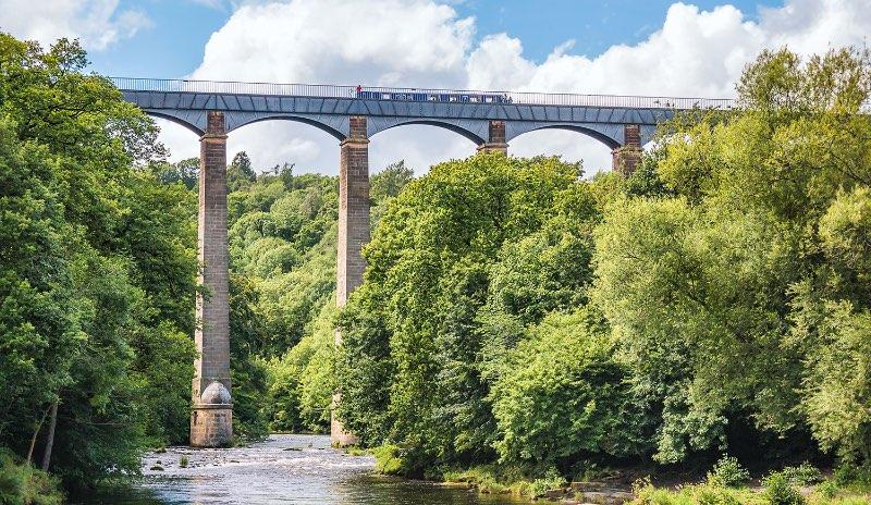 Dyfrbont Pontcysyllte Aqueduct