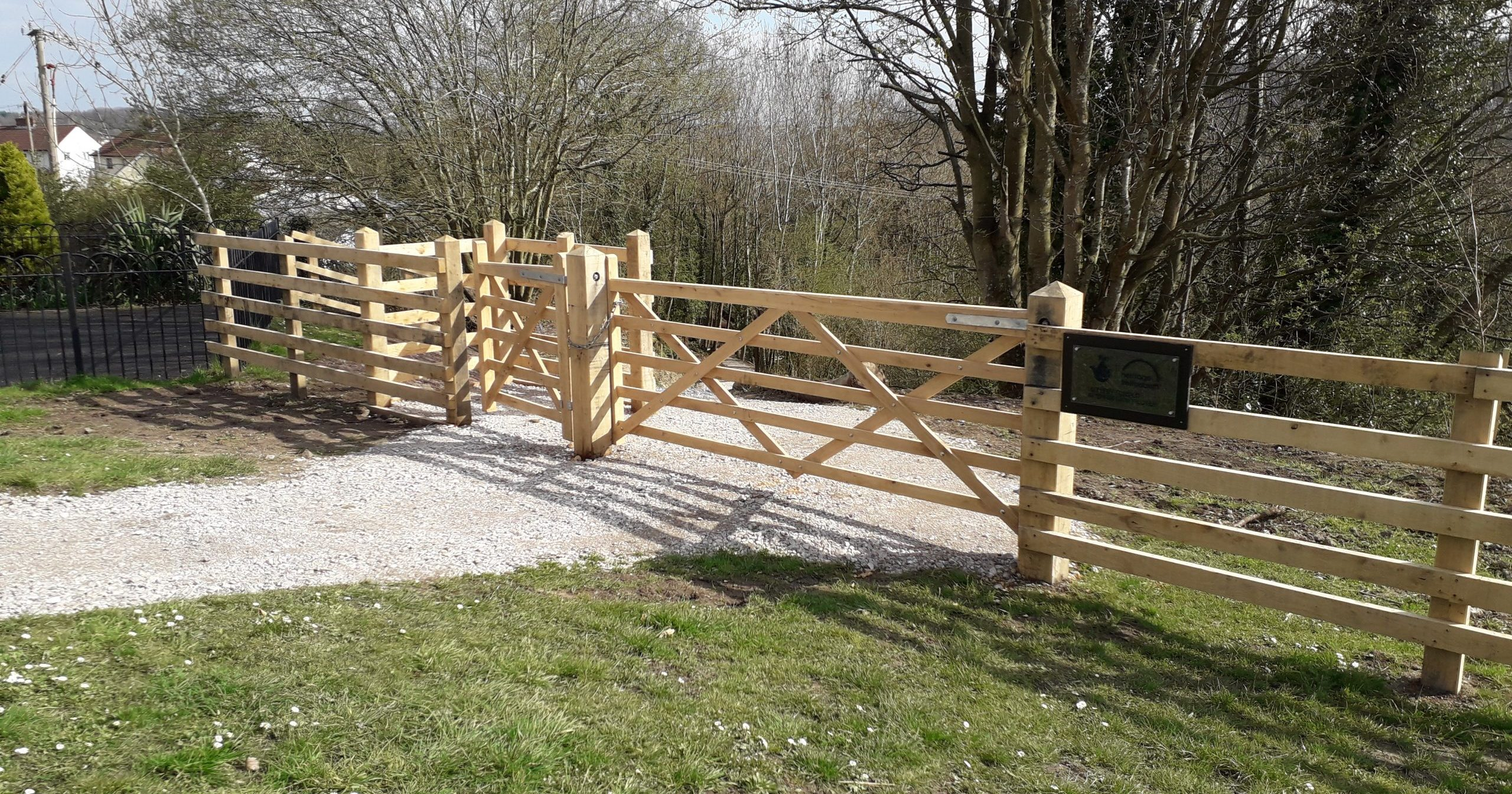 Picture of improved access in CLwydian Range and Dee Valley AONB