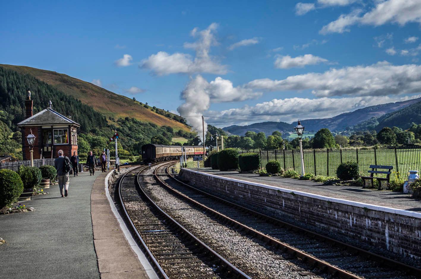 *Llangollen Railway, Dee Valley