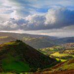 *Castell Dinas Brân