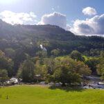 *Horsehoe Falls Llangollen