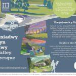 Gwasanaeth Bws Darluniadwy Dyffryn Dyfrdwy 199 - Dee Valley Picturesque Bus Service 199