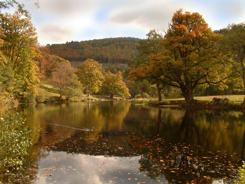 Afon Dyfrdwy / River Dee