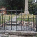 Giatiau Eglwys Sant Pedr Llanbedr_ St. Peter's Church Gates Llanbedr